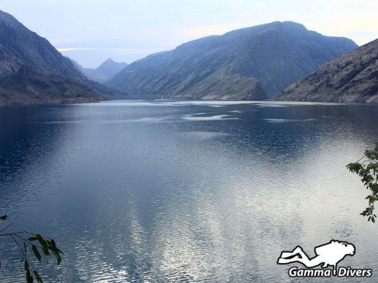 shahid abbaspour dam